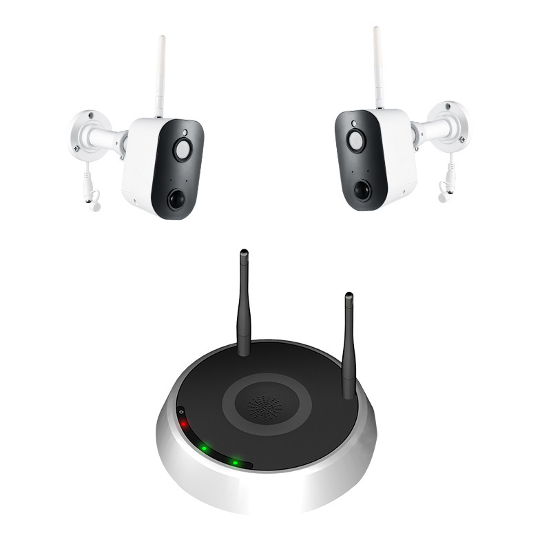 Full HD 1080P,100% Wireless Battery Camera,With Two-Way Audio Intercom,PIR Motion Detection,Home Security Indoor System
