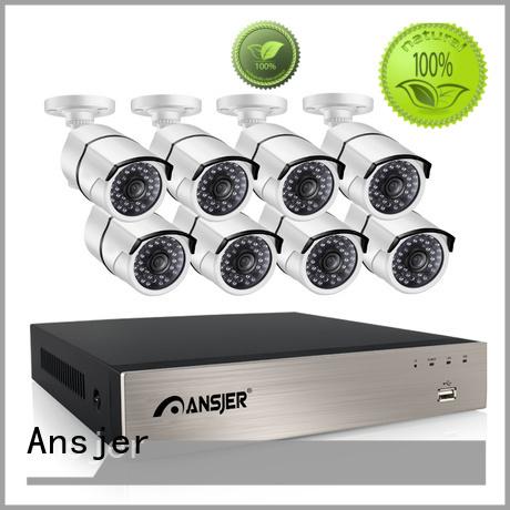 ansjer camera view Ansjer Brand 1080p poe nvr