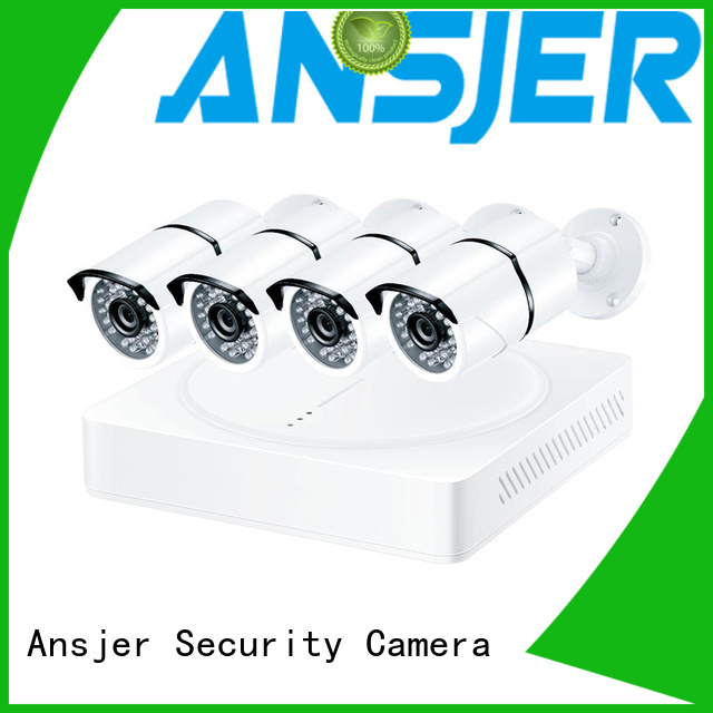 Quality Ansjer Brand 1080p bullet camera popular