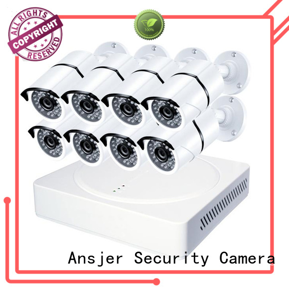 detection sensitive vision  ultra hd Ansjer Brand
