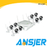 Ansjer Brand outdoor indoor remote operation 8 camera wireless security system