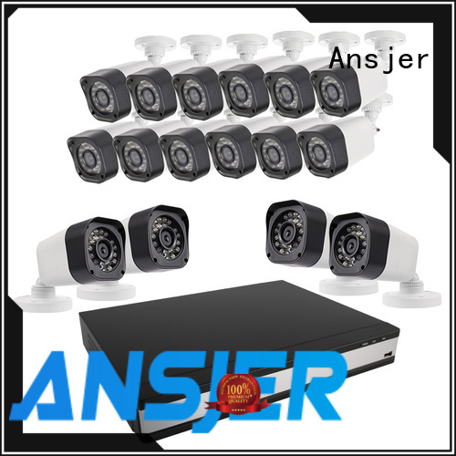 720p bullet camera video Bulk Buy surveillance Ansjer