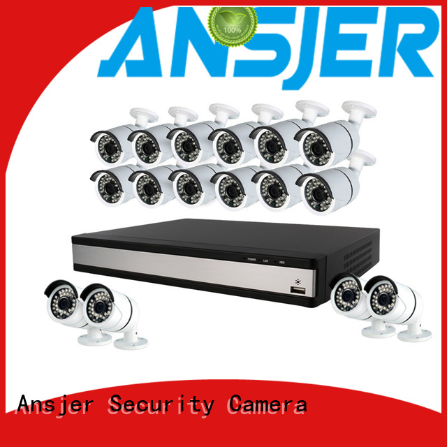 1080p bullet camera cost-efficient Ansjer Brand 1080p security system