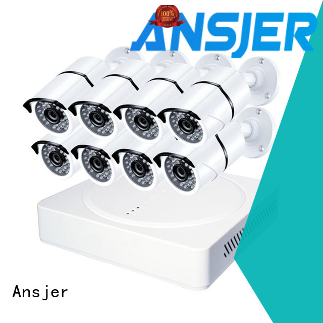 detection  weather proof Ansjer company