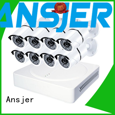 weather proof secure Ansjer Brand