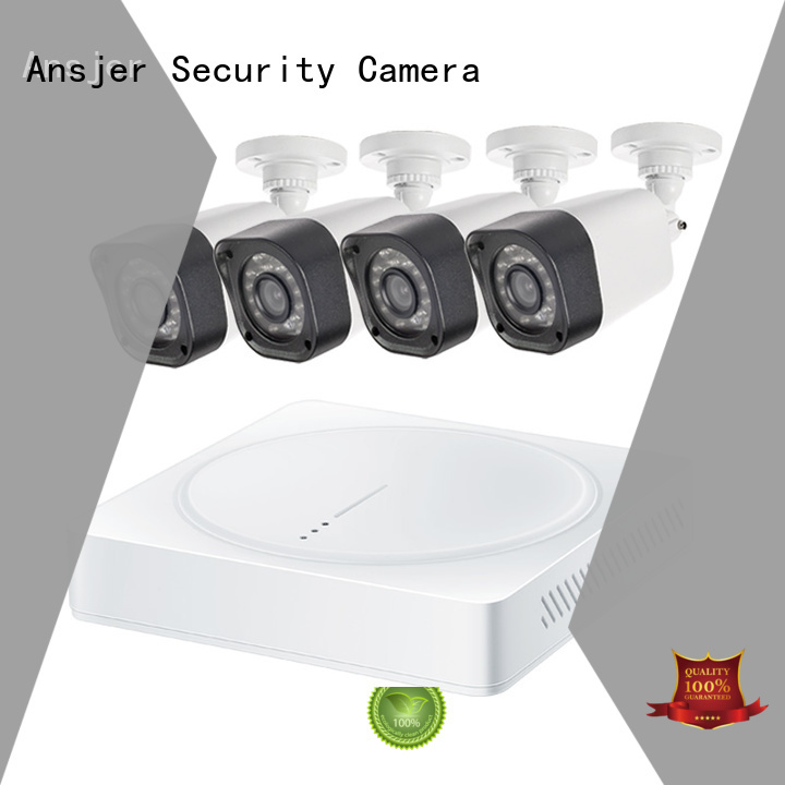 Wholesale indoor 720p bullet camera Ansjer Brand