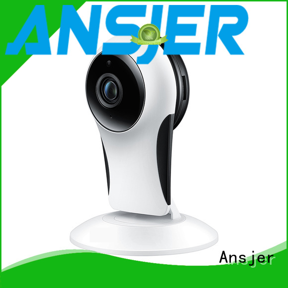 vision intercom wireless security ip camera ansjer Ansjer
