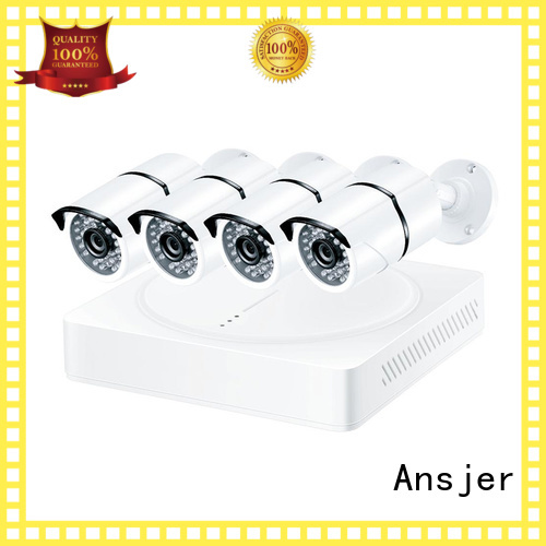 Custom night vision 1080p security system cost-efficient Ansjer
