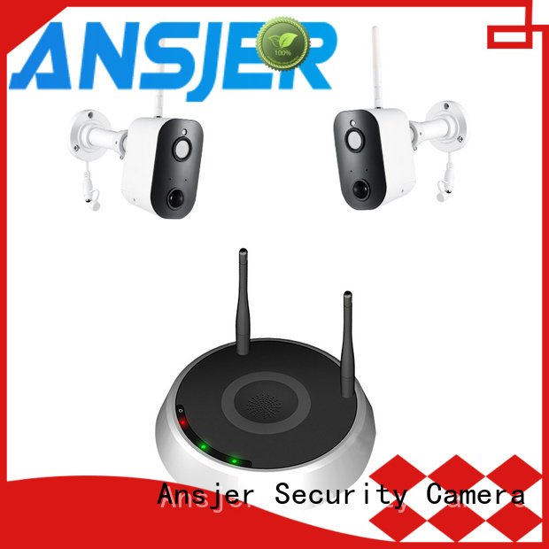 camera full hd 1080p indoor Ansjer Brand smart home camera manufacture