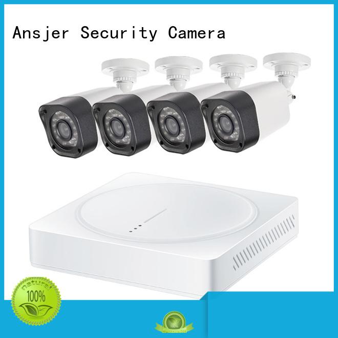 indoor 720p bullet camera cctv Ansjer company