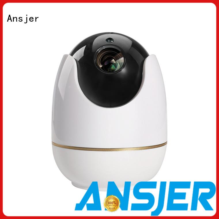 night intercom  smart phone Ansjer company